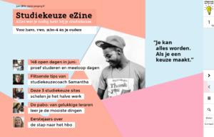 Studiekeuze eZine.cover.DEF